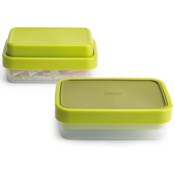 Joseph Joseph Lunch box JOSEPH JOSEPH GoEat, 500/ 700 ml, zelený