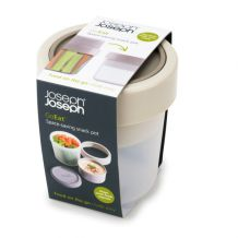 Snack Pot JOSEPH JOSEPH GoEat, 100/240ml, šedý