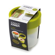 Snack Pot JOSEPH JOSEPH GoEat, 100/240ml, zelený