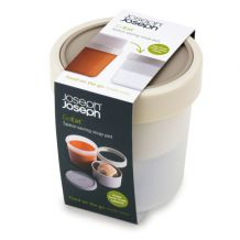 Soup pot JOSEPH JOSEPH GoEat, 300/600ml, šedý