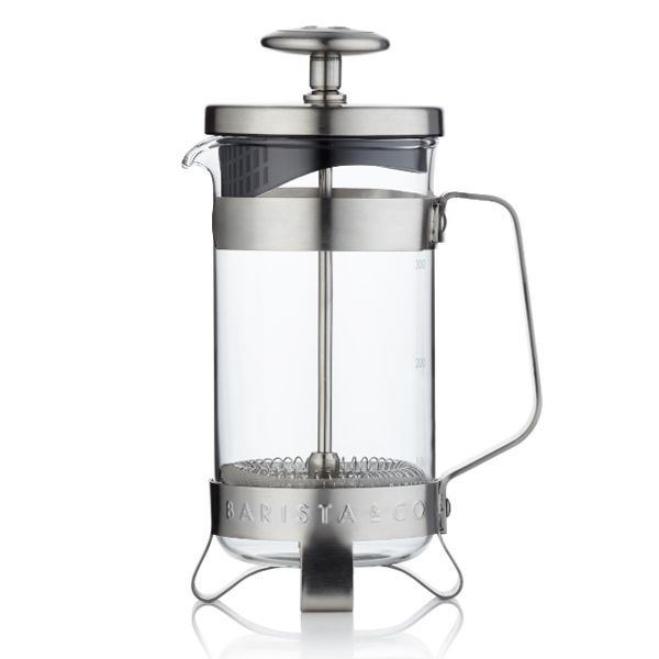 French press 3Cup od BARISTA&Co Steel/nerez, 350ml | BUYDESIGN