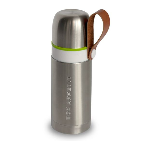 Termoska Thermo Flask, 350ml, stříbrná Black - Blum | BUYDESIGN