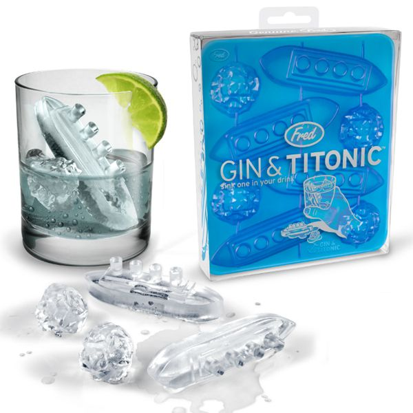 Forma na led Gin&Titonic od FRED