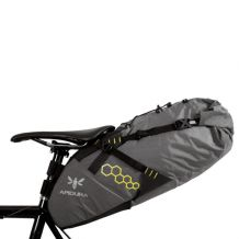 Beznosičová brašna na sedlovku, backcountry saddle pack, Apidura, 17 L