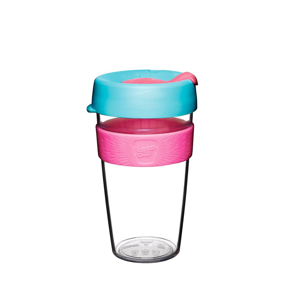 Keepcup Clear Edition 2018, Radiant