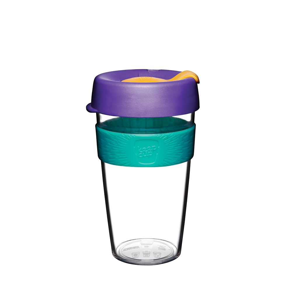 Keepcup Clear Edition 2018, Reef
