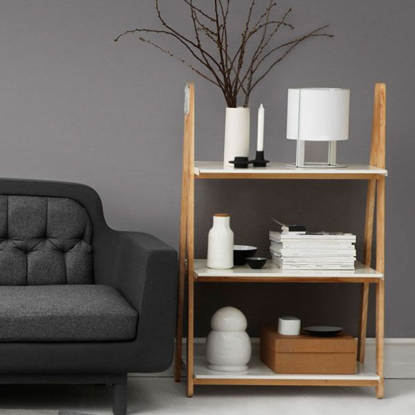 Knihovna One step up Bookcase (malá) Normann Copenhagen | BUYDESIGN
