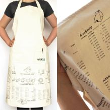 Zástěra Apron Cooking Guide